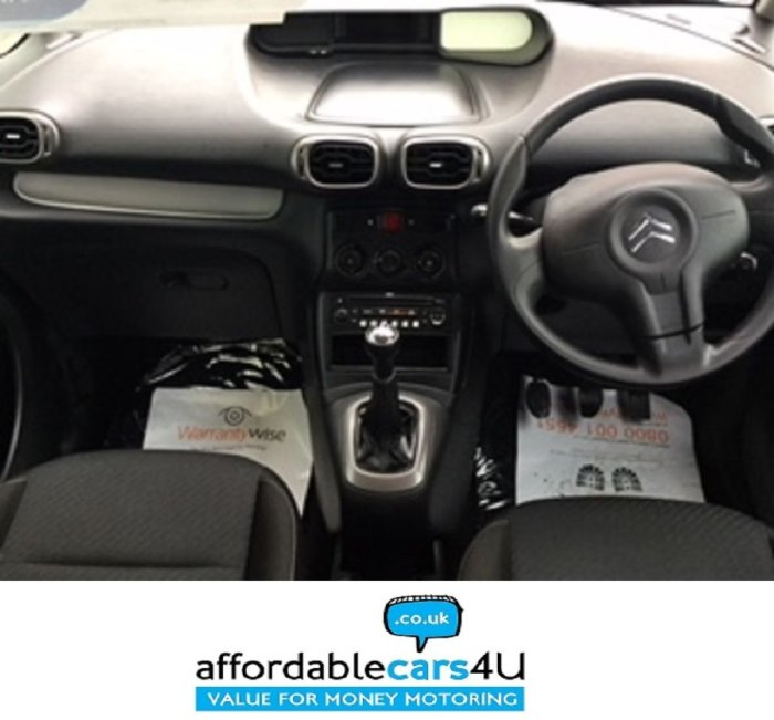 Citroen C3 Picasso 1.6 HDi 16V VT 5dr**Diesel**Great Mpg**Finance Available** MPV Diesel Blue