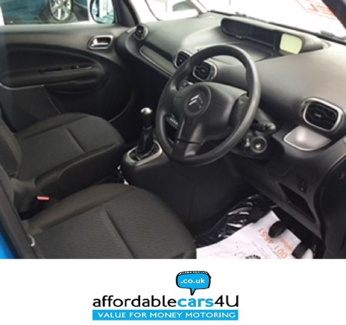 Citroen C3 Picasso 1.6 HDi 16V VT 5dr**DIESEL*1 PREVIOUS OWNER*GREAT MPG**FINANCE AVAILABLE** MPV Diesel Blue